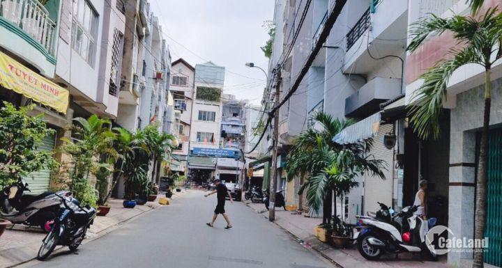 Bán Biệt Thự 3 Lầu Văn Sỹ F14 Quận 3