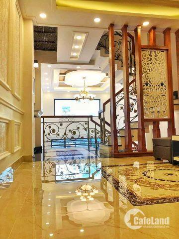 Chính chủ bán nhà 5 tầng, 50m2, 5.9 tỷ, Lê Văn Sỹ, Quận 3.