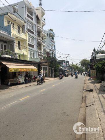 Nhà mặt tiền Mai Văn Vĩnh sát Nguyễn Thị Thập, P. Tân Quy, Quận 7.