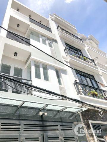 Bán nhà 3 lầu hẻm xe hơi đường Lý Phục Man P. Bình Thuận Quận 7