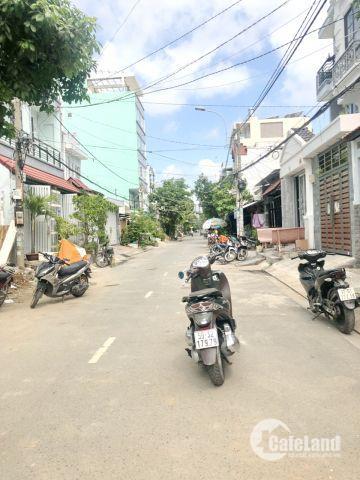 Bán nhà hẻm xe hơi 8m đường Lý Phục Man P. Bình Thuận Quận 7