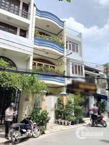 Bán nhà 2 lầu đẹp mặt tiền hẻm xe tải 34 Nguyễn Thị Thập quận 7.