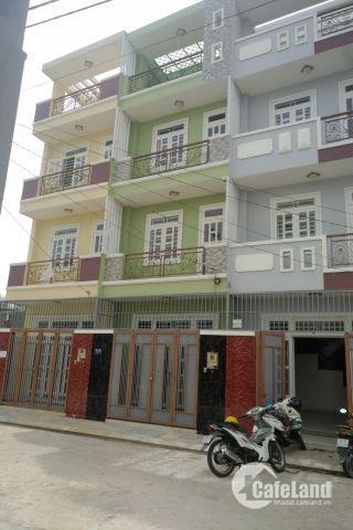 Bán nhà MT.NB Nguyễn Duy Trinh, Phú Hữu, Quận 9. nhà 3 lầu mới HHMG 1%