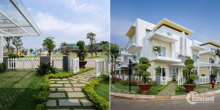 dự án nhà phố Melosa Garden Khang Điền Quận 9