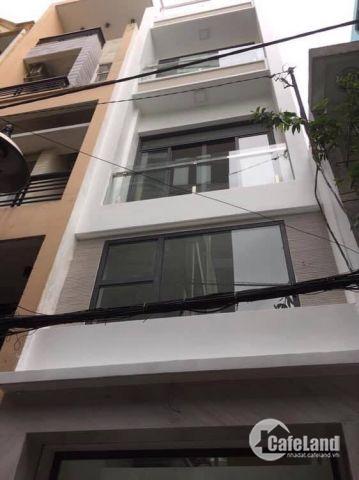 .   Nhà Bán HOÀNG VĂN THỤ 45m2, 5 tầng lầu,  đồ sộ trong khu Cao ốc hoành tráng