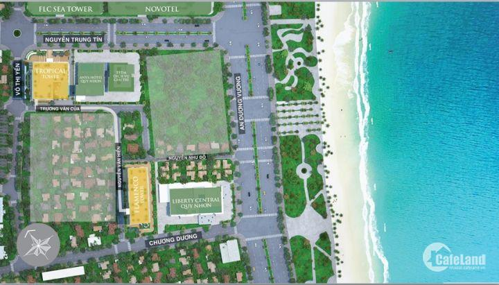Chỉ Thanh toán 250 tr có ngay căn Hộ View Biển Trung Tâm TP Quy Nhơn,