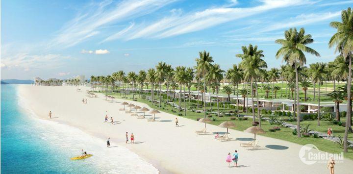 Dự án FLC Flora Beach Villas view biển thuộc quần thể khu FLC Quy Nhơn Beach & Golf Resort