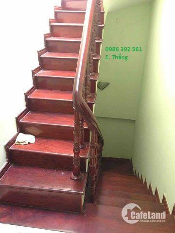Bán nhà Hoàng Văn Thái, oto 7 chỗ đỗ cửa, 42mx4T, giá 4.25 tỷ