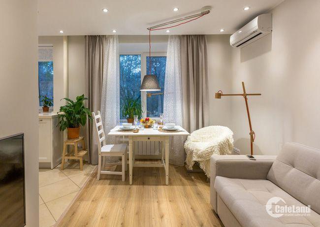 Bán căn hộ 86m, 3 ngủ dự án HD MON. Căn góc ban công Đông Nam. Gía bán 33 tr/m. LH 0866416107