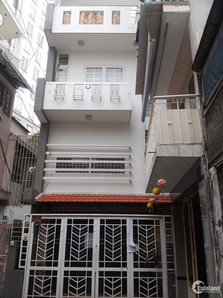Cho thuê nhà mặt phố Đường Láng 50m2