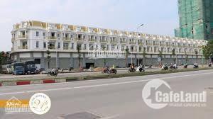 Cho thuê mặt tiền khu Shophause 24h Hà Đông, 60m x5 tầng, 45tr/th