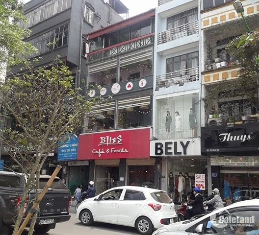 Cho thuê nhà Đại Cồ Việt, 100m x8 tầng, mặt tiền 6m, 85tr/th