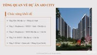 Nhận giữ chỗ căn hộ AIO CITY mặt tiền Tên Lửa - Bình Tân, giá dự kiến từ 37tr/m2