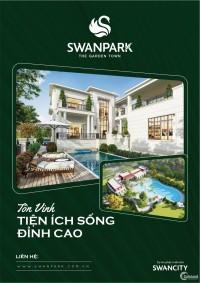 Swan Park Giai Đoạn 2, Trên Bảng Hạng còn rất Ít Căn Diện Tích Đẹp. thông tin tới quý khách hàng