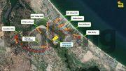Đất biệt thự view sông Cổ Cò, cận biển Hà My, nơi an cư hữu hạn đầu tư sinh lời xx2