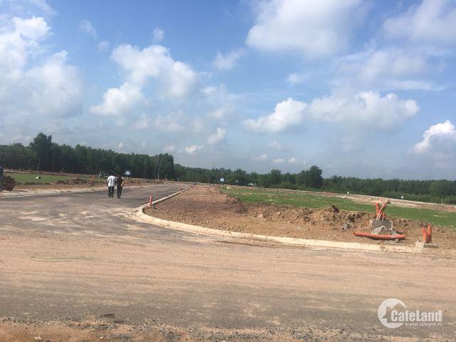 Đất nền sổ đỏ quy hoạch 1/500 mặt tiền đường 80m Biên Hòa đi sân bay Long Thành