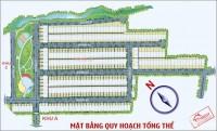 Bán gấp lô đất dự án Green Riverside; 96m2; hạ tầng hoàn chỉnh; 32 triệu/m2