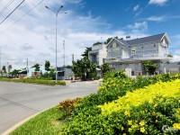 Dự án KDC Minh Linh, Đất nền Vĩnh Long, 783 triệu, đã có sổ. Mặt tiền đường 30m