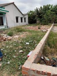 Chính chủ kẹt tiền cần bán lô đất xã Thanh Phú, Bến Lức, 113.5m2, nở hậu 7.1m
