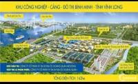 Dự án Mekong City, KDC Hoàng Quân bán nền Lô A3 đã có sổ riêng giao ngay