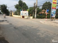 Đất mặt tiền Nguyễn Thị Lắng , Cách BV Xuyên Á 2km , dt 80m2 , Công chứng ngay