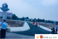 Bán gấp lô đất mặt tiền đường 20m lớn giá rẻ nhất khu vực gần cầu rạch tra