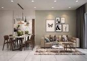 Bán căn hộ Q4 thiết kế sang trọng với phong cách Châu Âu