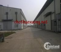Cho thuê xưởng tại Phủ Lý Hà Nam DT 2100m2 giá rẻ