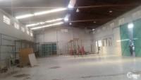 Cho thuê nhà xưởng đường 30/04 diện tích 600m2