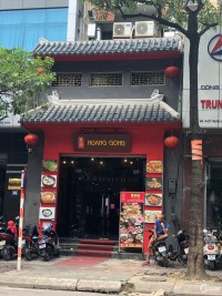 Nhà mặt phố kinh doanh Nguyễn Chí Thanh 35m2 1 tầng