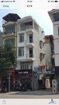 Nhà mặt phố kinh doanh Tô Hiệu 45m2 3 tầng