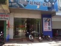 Cho thuê nhà mặt phố Nguyễn Văn Lộc 75m2 4 tầng mặt tiền 4.5m