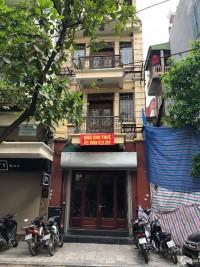 Nhà mặt phố kinh doanh Nguyễn Khuyến 100m2 4 tầng