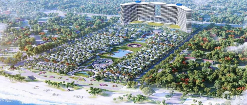 Cơ hội đầu tư hấp dẫn chỉ từ 375tr sỡ hữu căn hộ khách sạn 5 sao tại Cam ranh