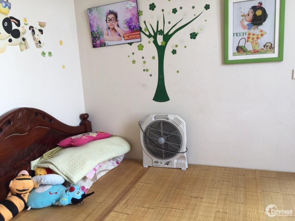 Bán gấp căn hộ chung cư 55m2 KĐT Tân Tây Đô, Full nội thất.