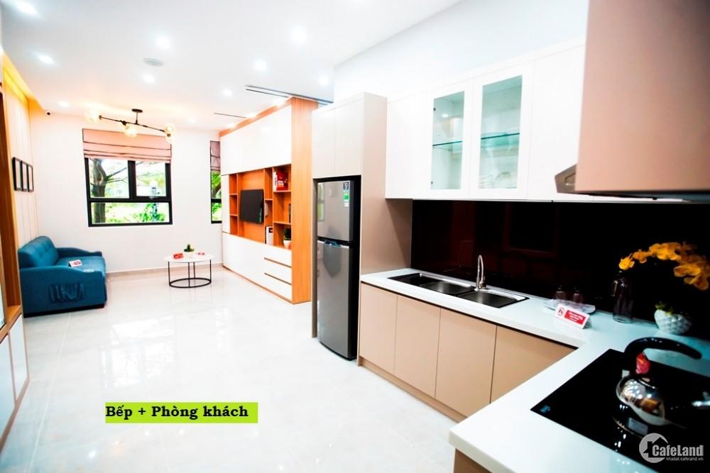 Chính chủ bán căn hộ thông minh 1.2 tỷ dự án Saigon Intela liền kề q7,Bình Chánh