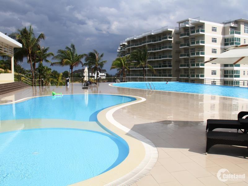 Bán căn hộ view biển ocean vista , full nội thất, cam kết thuê lại 24 triệu