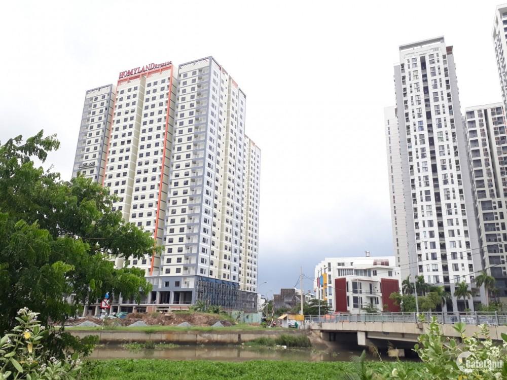 Căn hộ quận 2 Homyland 3 chỉ 35tr/m2 nhận nhà ở ngay mặt tiền sông