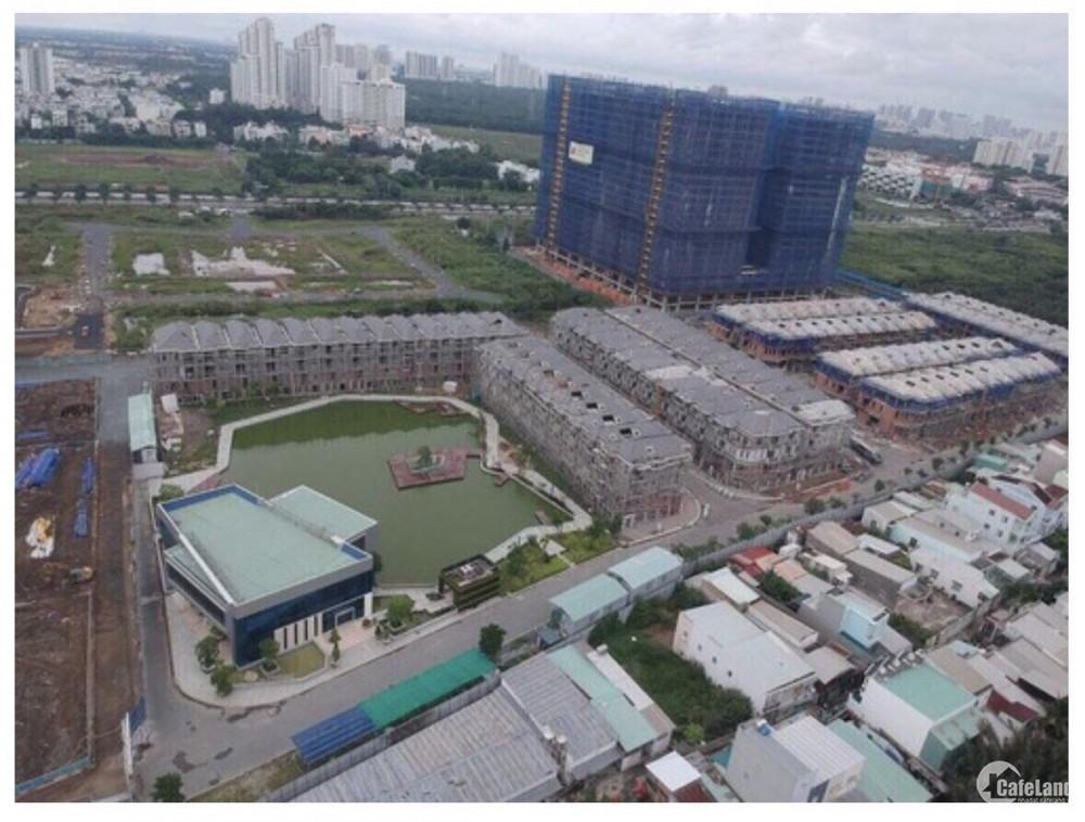 Chính thức Giữ chổ 50Tr/Căn Dự án Q7 Boulevard Nguyễn Lương Bằng. Sắp bàn giao,