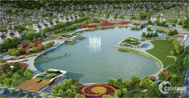 Mở bán biệt thự Đô Nghĩa vị trí view hồ, nằm trên đường Lê Văn Lương.