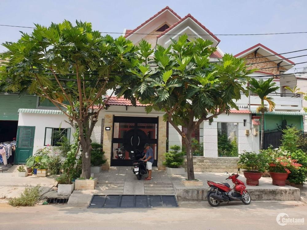 Biệt Thự trung tâm Bình Phú Phường 10, Quận 6. Giá 25 ty