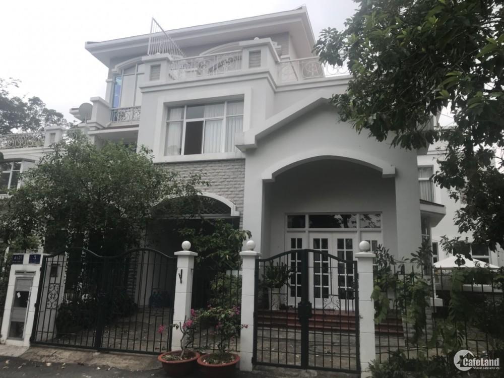 Biệt thự đơn lập Nam Viên Phú Mỹ Hưng, đối diện Midtown Quận 7 - 0904.044.139