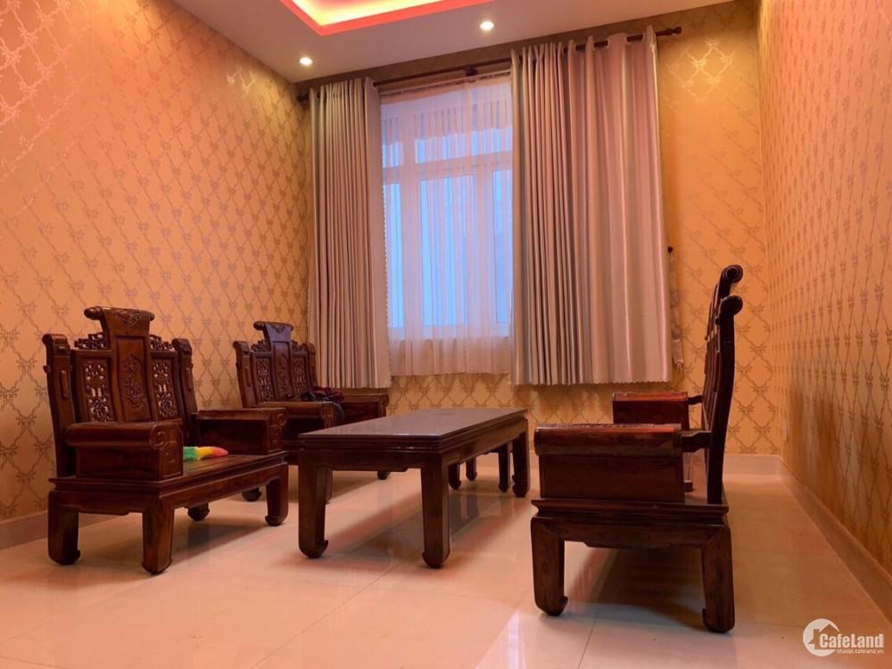 Bán nhà biệt thự nội thất bằng gỗ cao cấp tại KDC HIMLAM KÊNH TẺ Q7