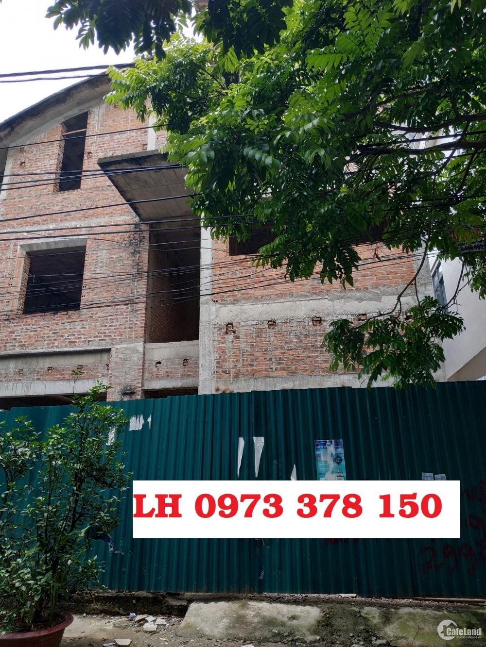 Bán nhà ngõ 40 Xuân La, biệt thự đơn lập, 256m2