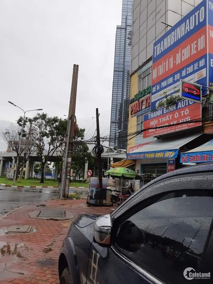 Bán nhà mặt tiền tại trung tâm Quận Bình Thạnh, TP. HCM