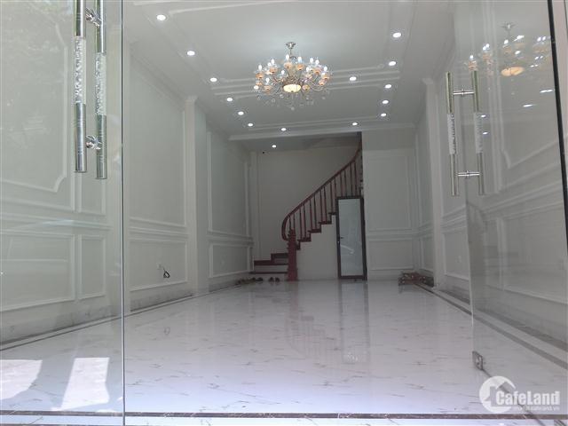 Tôi bán nhà 5 tầng,khu đấu giá Ngô Thì Nhậm-Hà Đông.(Làm VP,để ô tô)