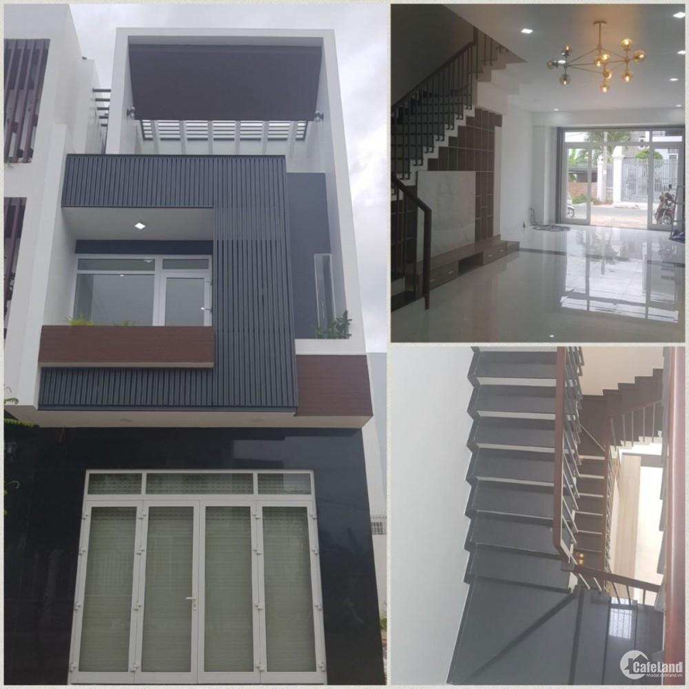 Nhà mới Khu đô thị VCN Phước Long 1 Nha Trang,sổ hồng 2019
