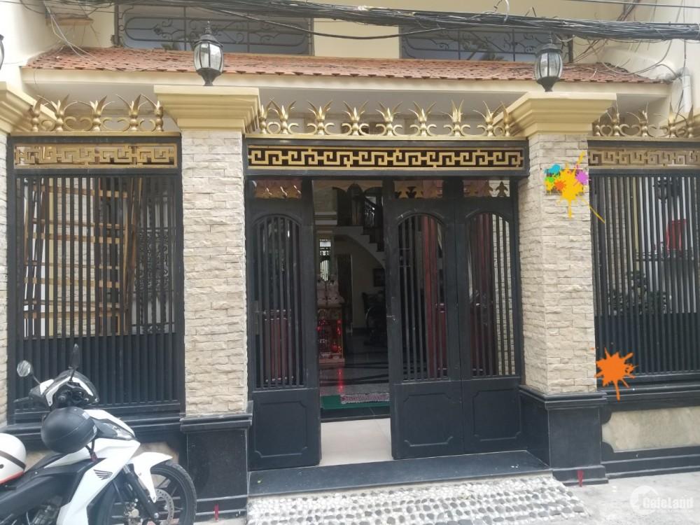 Bán Nhà Trần Đình Xu, Quận 1, 52m2, 2 Lầu, 4 PN, Hẻm 5m, 12.8 Tỷ TL