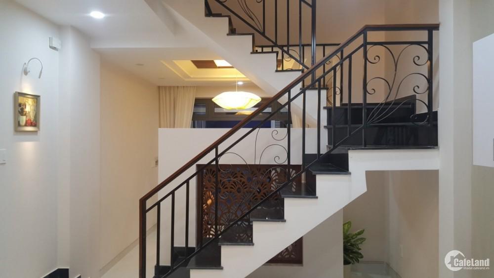 Bán nhà hẻm 110 đường Tô Hiệu, P. Hiệp Tân, Q. Tân Phú, 4m x 13m, nhà 2 lầu, ST