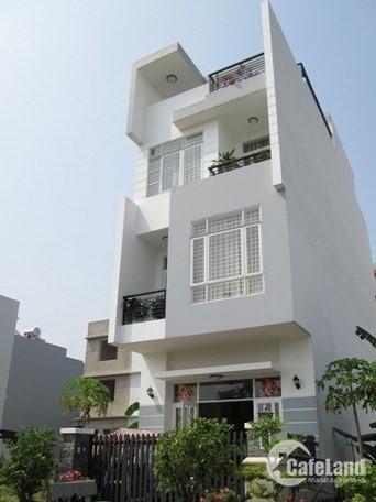 Bán nhà Tân An, đường QL1A DT 6x24m, xây 2 lầu, 3.2 tỷ, có sổ hồng riêng.